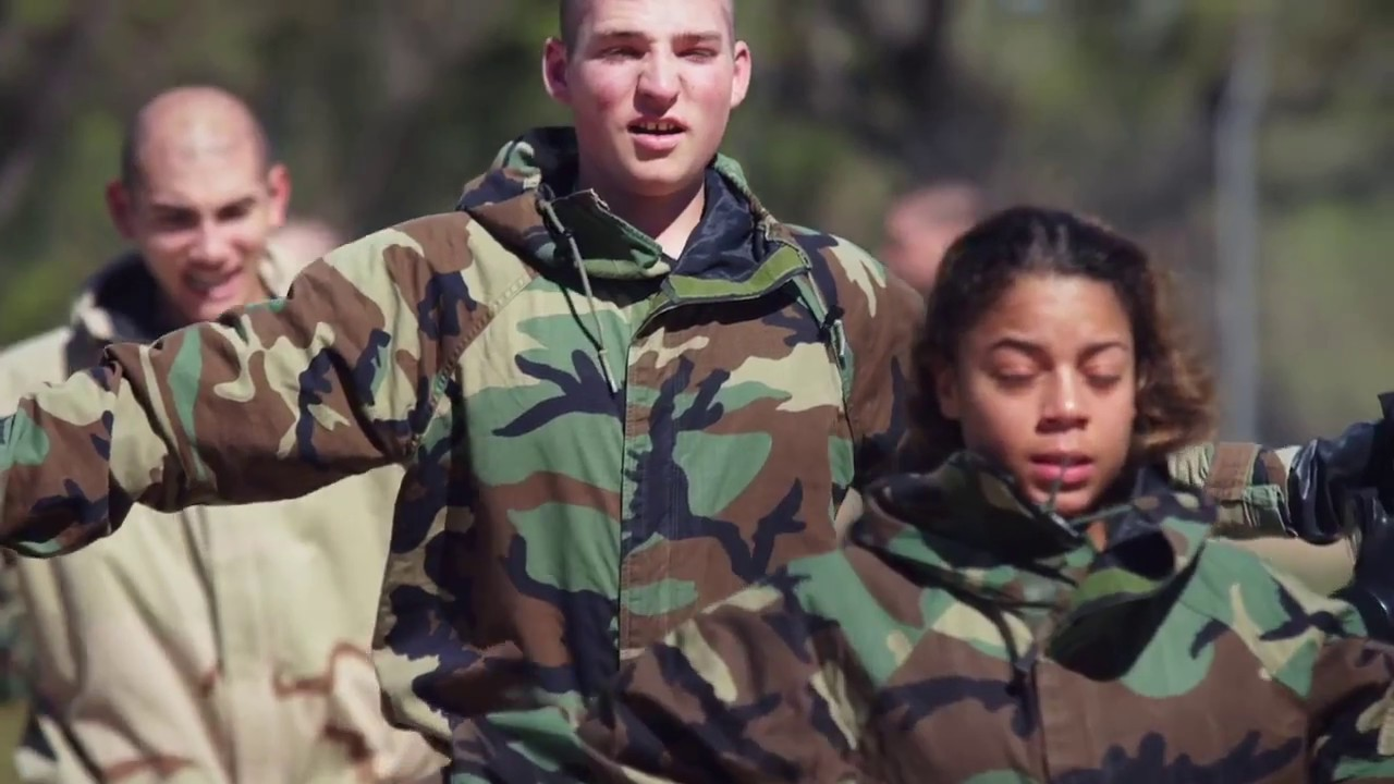Air Force Basic Training - Prepare for Combat - Week 4