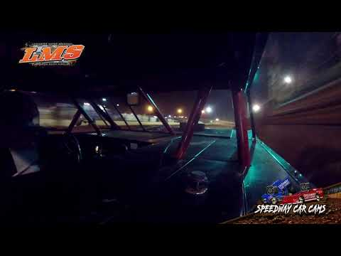 Winner #3 Andrew Baker - Renegade - 3-7-20 Lancaster Motor Speedway - In-Car Camera
