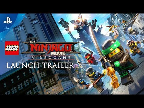 LEGO Ninjago Movie Video Game - Ninja-gility Vignette | PS4