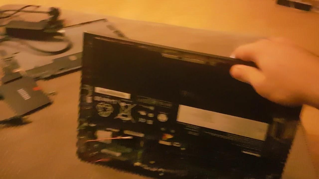 Lenovo thinkpad X1 Carbon blackscreen not turning on freezing the ultimate  real FIX