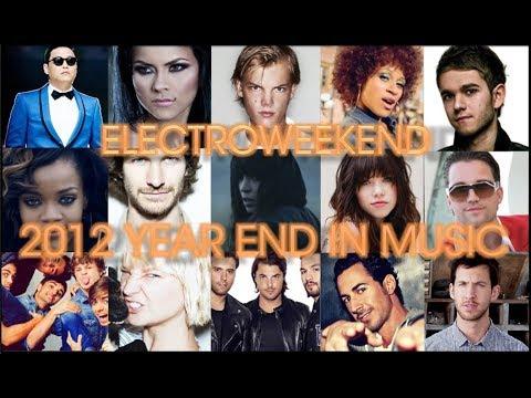 ELECTRO WEEKEND - TOP 51 (2012)