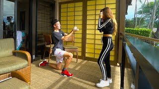 PROPOSAL Prank On Girlfriend BACKFIRES! thumbnail