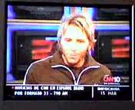 Sin Bandera en CNN en español