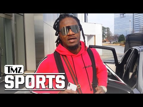 Pacman Jones: Marvin Lewis 'Saved My Life,' PUMPED He's Back with Bengals! | TMZ Sports