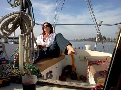 Sailing Maine, Seven Days in August, 2017