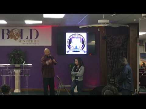 Apostle Norman Armstrong -Do you really trust God?