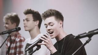 Why Don't We - Nobody Gotta Know - Live at YouTube Space Toronto