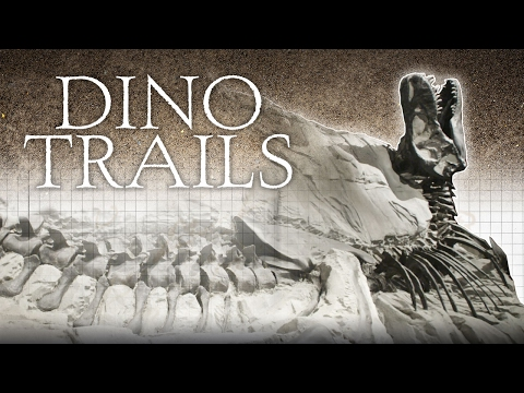 Dino Trails - Episode 2 - The Royal Tyrrell Museum