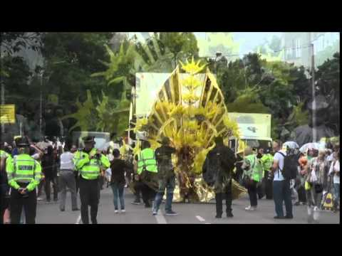 Leicester's Caribbean Carnival 2014