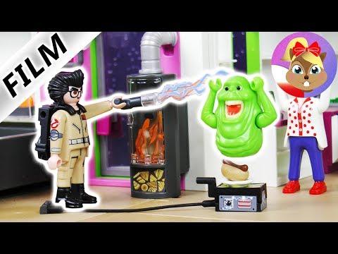 Playmobil Ghostbusters By Zabawkowiczpl Zabawki Dla Dzieci