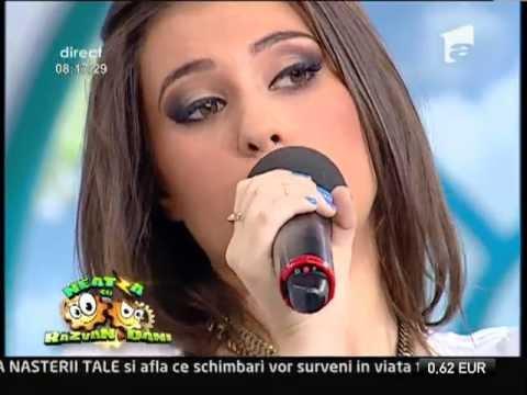 Kaira, sosia Nicoletei Luciu, a lansat un single de succes: Besame