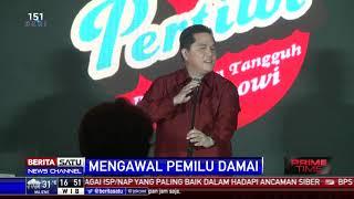 Download Video Erick Thohir akan Mundur dari Timses Jika Jokowi Jadi Raja MP3 3GP MP4