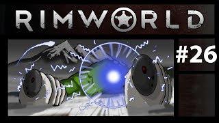 Zagrajmy w Rimworld #26 - Artyleria EMP