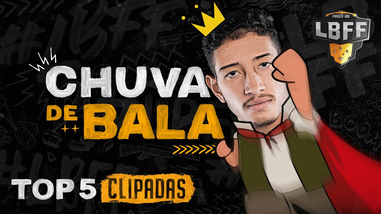 OLHA O QUE ELE TA FAZENDO! |TOP 5 CLIPADAS FREE FIRE