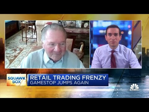 Interactive Brokers founder Thomas Peterffy on retail trading frenzy