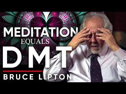 HOW PSYCHEDELICS AND MEDITATION CAN REVEAL WHO YOU ARE - Bruce Lipton | London Real
