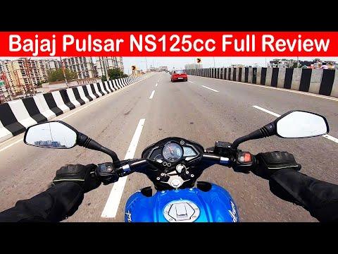 2021 Bajaj Pulsar NS125 Full Review l Top Speed l Aayush ssm