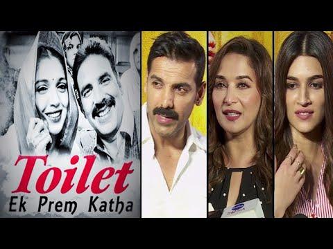 Celebrities attend premier of Akshay Kumar's Toilet Ek Prem Katha