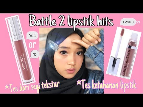 wardah-exclusive-matte-lip-cream-no-03-vs-lt-pro-longlasting-lipstik-no-03-|-vicka-febri
