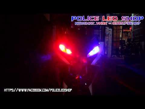 Hazard Police 15 in 1 Điều Kiển Từ Xa