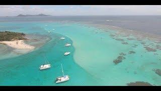 Ep. 27 Zeilreis naar het paradijs: Tobago Cays