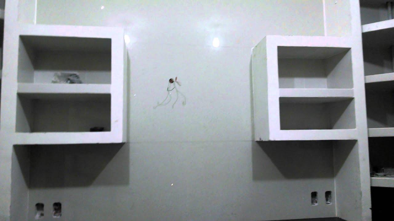 Cubierta de cocina en cuarzo negro y blanco estelar youtube for Cocinas en blanco y negro