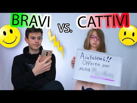 GENITORI BRAVI VS GENITORI CATTIVI - Le differenze