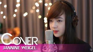 ก้าวต่อไป (Christian song) - บอย พีซเมกเกอร์ cover by Jannine Weigel (พลอยชมพู)