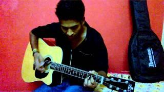 Raeth ki tarah song guitar cover by Raj Sirsat....