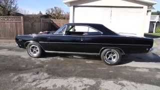 1968 Plymouth Satellite 493 ci.