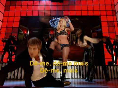 Britney - Gimme More - Tradução/ Legenda