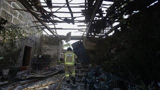 قتيل و26 مصابا في انفجار بمخزن للألعاب النارية في إسبانيا…