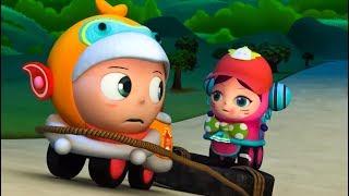Нори Мультик про Машинки 🚗 все серии подряд (13-15) 🚗 Kedoo Мультики Для детей
