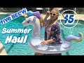 Five Below HAUL| AMAZING Summer Finds| Megan Navarro