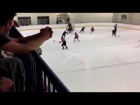 MOBILE: Skaters Edge First Playoff Game v. Power Up Hockey Nova Scotia