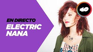 Electric Nana - Won't Stop (acústico para los40.com)