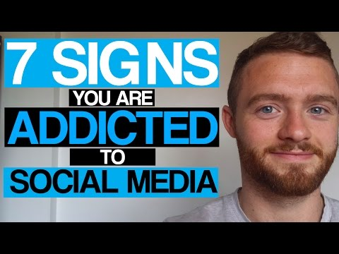 7 Signs You Are Addicted to Social Media