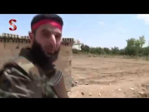 Syria / misrab: mujahideen(Rebels) FSA hunt Takfirists of al Baghdadi