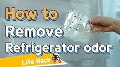 [Life Hacks] How to Get Rid of Bad Smells in Your Refrigerator|Sharehows