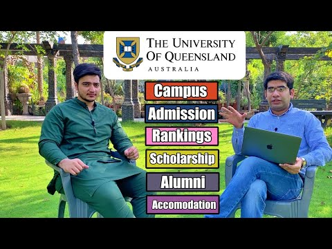 University Of Queensland | All You Need To Know About | Season Australia
