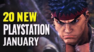 PlayStation Playscore Scoop January 2018 | 20 Best New PS4 and PS Vita games reviewed