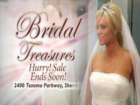 Bridal Treasures Annual Bridal Gown Sale