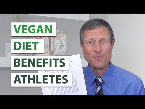 Science Shows a Vegan Diet Benefits Athletes