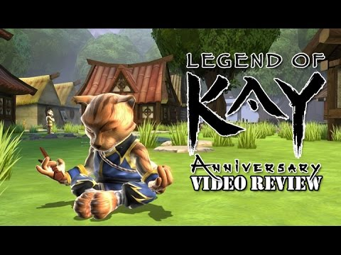 Review: Legend of Kay Anniversary (PlayStation 4, Xbox 360, Steam, Wii U, etc.)