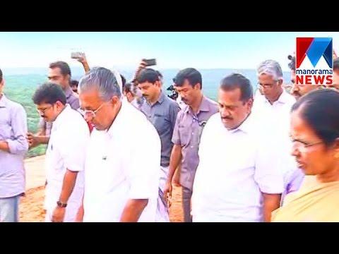Pinarayi Vijayan visits Kannur Airport  | Manorama News