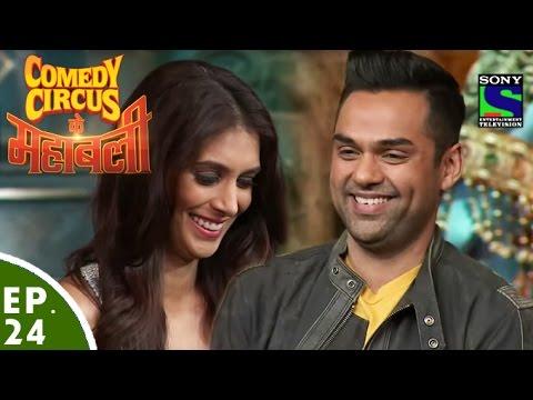Comedy Circus Ke Mahabali - Episode 24 - Abhay Deol and Priti Desai