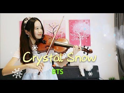 BTS (방탄소년단) - Crystal Snow ☆Violin☆