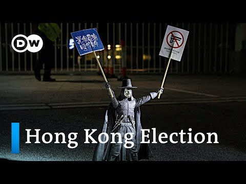 what-do-the-protests-mean-for-hong-kong's-local-elections?-|-dw-news