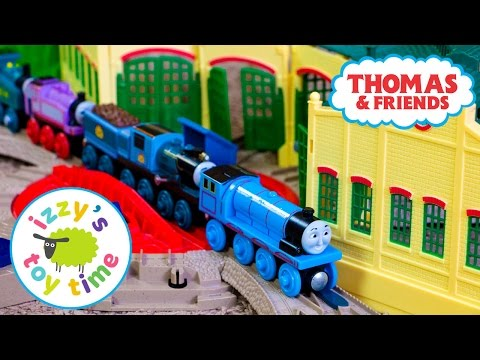 Thumbnail: Thomas and Friends Mystery Bag Solved! With Thomas Train and Trackmaster | Fun Toy Trains for Kids