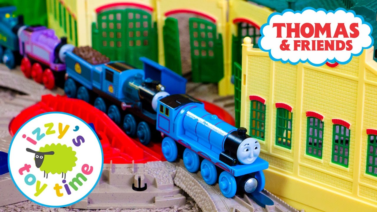 thomas and friends mystery bag solved with thomas train
